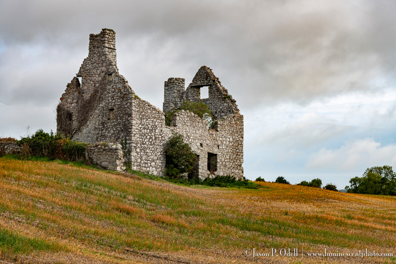 Ireland ruins