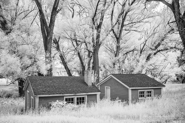 isolation cabin infrared
